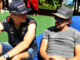 Ricciardo out after Verstappen clash