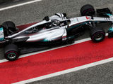 Bottas tops morning session of day 2 at Barcelona