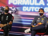 Wolff feels Lewis/Max rivalry is exaggerated by media