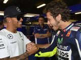 'Hamilton and Rossi to swap machinery in 2019'