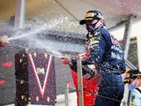 Red Bull's first title lead since 2013 'beyond expectations'