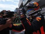 Red Bull Race Pace a Positive Surprise to Podium Finisher Ricciardo