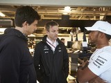 Mercedes structure means it could hand F1 tech chief exits - Wolff