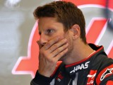 Haas not planning for potential Grosjean ban