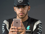 Hamilton investigated over motorcycle selfie
