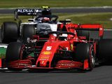 Ferrari can do 'a lot more' with Vettel's car