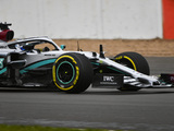 Allison happy with smooth initial shakedown for Mercedes at Silverstone