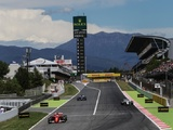 DRS zone extended for remainder of Spanish GP weekend