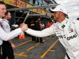 Mercedes happy despite 'f*cking sh*t' Mexican GP