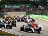 Hamilton wins close Brazilian GP, Mercedes crowned World Champions