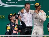 'No shoey for hygienic Hamilton or Vettel'