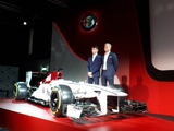 Sauber reveal launch date for the C37