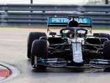 Friday grip conditions were 'terrifying' in Turkey - Lewis Hamilton