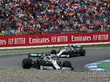 Bottas not informed about Hamilton's spin in Germany