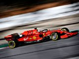 Nico Hulkenberg quickest, but Ferrari finishes opening test on a high