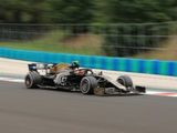 Magnussen Keeping his Feet on the Ground Despite Positive Friday in Hungary