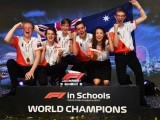 Australian team Horizon claim 2018 F1 in Schools crown in Singapore
