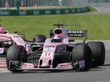 Force India never gave Perez orders
