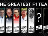 The Autosport Podcast: The Greatest F1 Team - Number 1 Driver