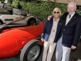 F1's first woman racer dies