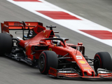 Leclerc, Vettel want more from Ferrari despite strong Friday
