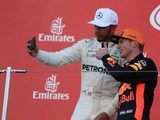 Verstappen my motivation already for next year – Lewis Hamilton