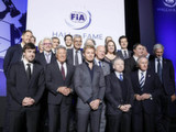 Nine world champions attend FIA Hall of Fame induction