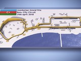 Video guide: Azerbaijan Grand Prix's Baku F1 street circuit