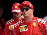 Kimi on first pole of 2018: 'Only half the job is done'