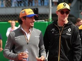 Hulkenberg's 'Speed and Talent' Deserving Enough to Stay on Formula 1 Grid - Sainz