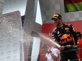 Home Race Podium for Red Bull 'great to see' for Christian Horner