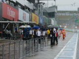 Japanese GP to start behind the Safety Car