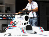 Williams say 'thanks' to Massa