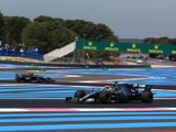 Hamilton beats Bottas to Paul Ricard Pole