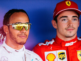 Hamilton and Leclerc make list of 50 most marketable athletes