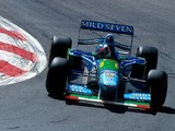 Mick Schumacher to drive Michael's 1994 F1 Benetton at Spa