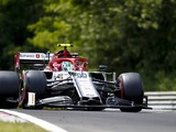 Giovinazzi loses three places for blocking Stroll in Hungary F1 Q1