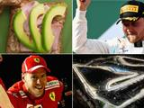 Why has F1 become obsessed with ham & avocado? Bahrain GP preview