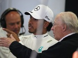 Hamilton 'grateful' after 'pretty shocking' Q3 lap