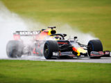 Sergio Perez Has Stepped into a Red Bull Car for the First Time in Silverstone Test