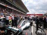 F1 Paddock Notebook - Spanish GP Sunday
