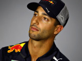 Daniel Ricciardo says F1 driver market games wore a little thin this year