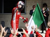 Kimi Raikkonen wins thrilling F1 United States Grand Prix