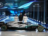 Mercedes reveal W09 EQ Power+ at Silverstone
