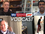 Vodcast: Button, Brundle & co chat F1