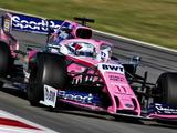 Racing Point concerned by 'very bad' Spain pace - Sergio Perez