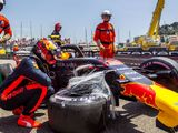 Max Verstappen: 'One more crash question and I might headbutt someone'
