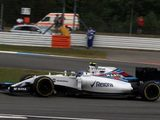 "Valtteri Bottas: ""I'm pretty pleased with my qualifying"""