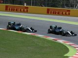 Mercedes duo still free to race despite Spain clash says Wolff