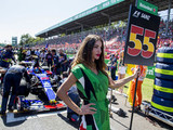 Carey defends grid girls move